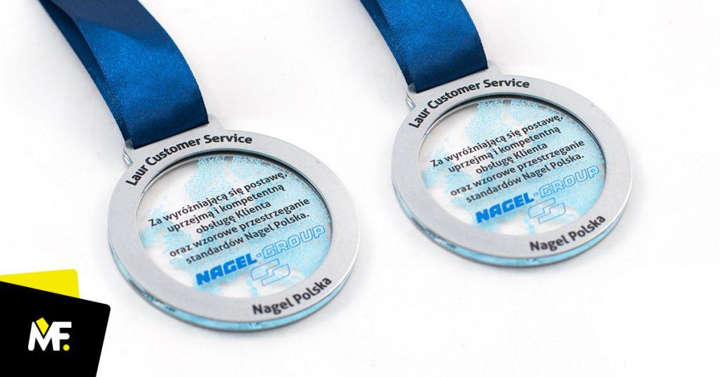 Medale dla pracowników Nagel Polska