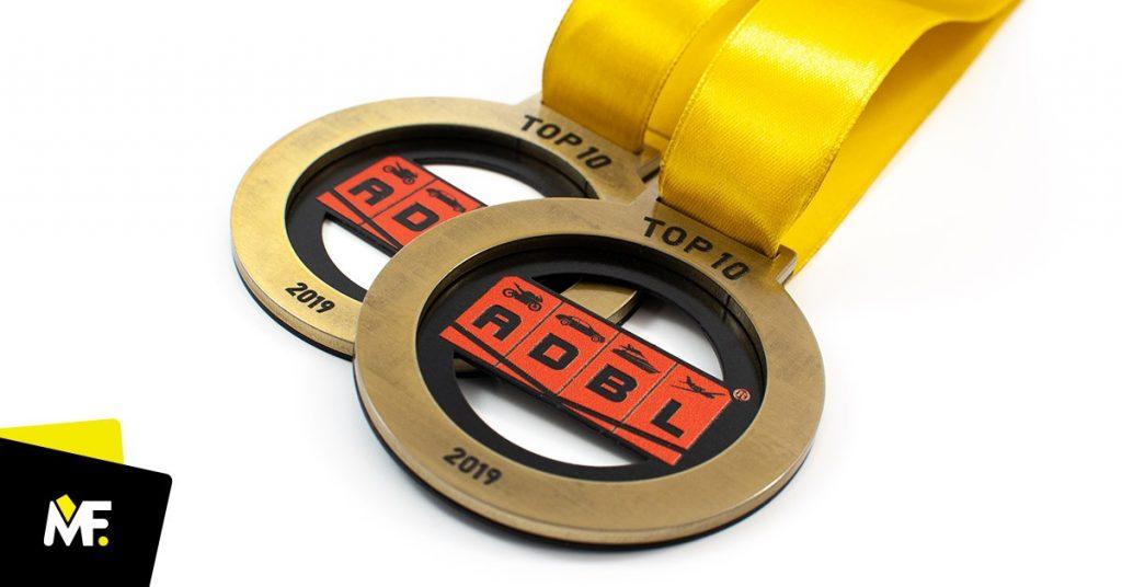 Medale biznesowe Top 10