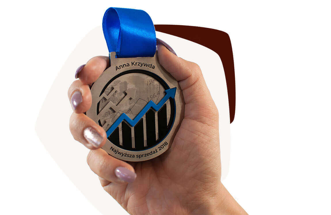 Medale biznesowe